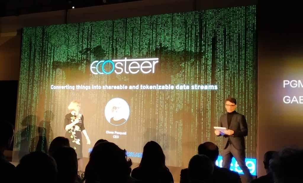 EcoSteer vince il premio speciale AXA/Angels4Women al PGM9