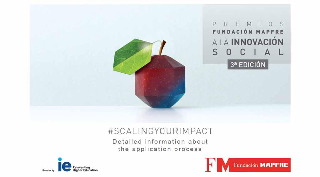 Terza edizione Fundación MAPFRE Awards for Social Innovation