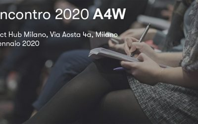 Primo Incontro 2020 Angels4Women – 29 gennaio