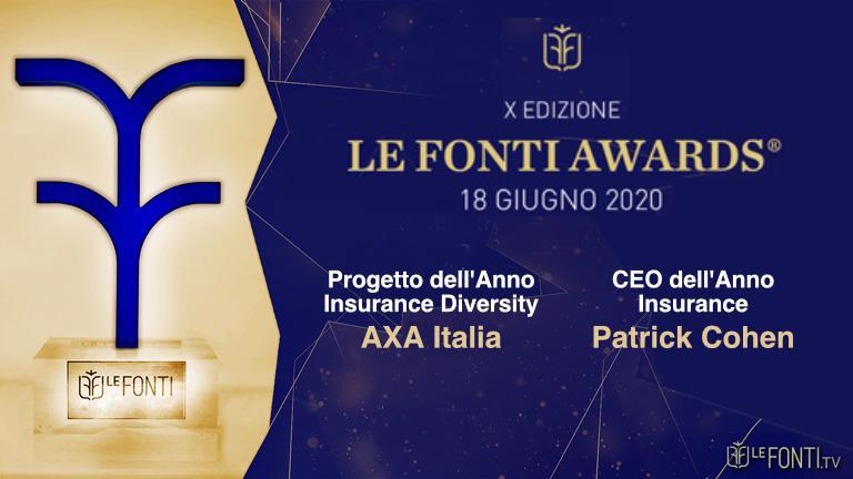doppio-riconoscimento-le-fonti-insurance-awards-patrick-cohen-angels4women