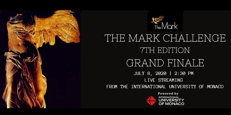The Mark Challenge – Grand Finale | 8 Luglio 2020 | 14:30