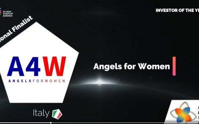 Angels4Women finalista dei South Europe Startup Awards (SESA)