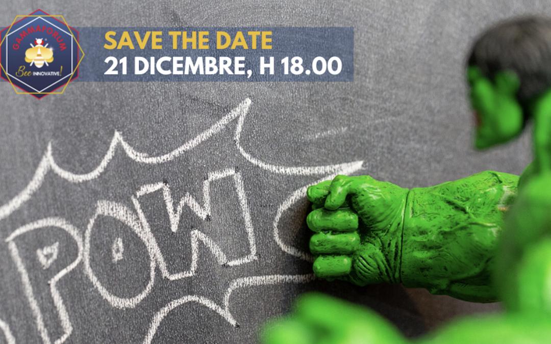 Evento di fine anno di GammaDonna | 21 Dicembre 2020 h 18