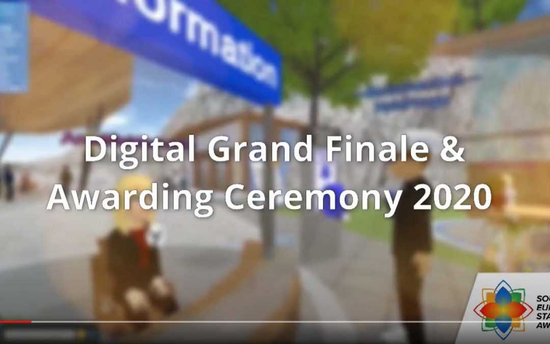 SOUTH EUROPE STARTUP AWARDS 2020 GRAND FINALE & AWARDING CEREMONY