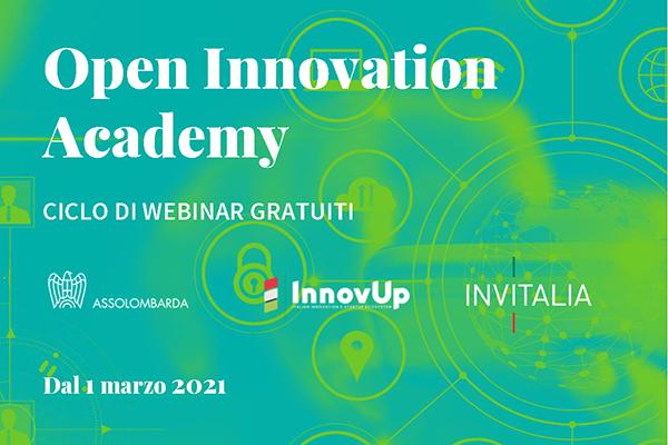 Open Innovation Academy | Marzo – Luglio 2021