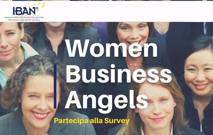 Survey Women Business Angel 2021 – IBAN